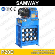 "Samway P20D  1 1/4"" Hydraulic Hose Crimping Machine"