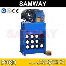 SAMWAY P38D  Precision Model Crimping Machine
