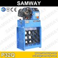 "Samway P32Q 2"" 4SP Hydraulic Hose Crimping Machine"