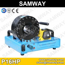 "Samway P16HP 1"" Hydraulic Hose Crimping Machine"