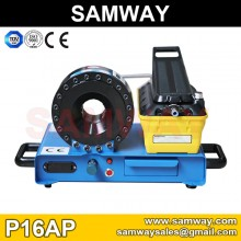 SAMWAY P16AP  Portable Crimping Machine