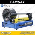 "Samway P20HP 1 1/4"" Hydraulic Hose Crimping Machine"