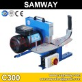 Samway C300 hydraulic hose cutting machine