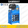 "Samway P45D 2 ""8SP Hydraulic Hose Crimping စက်"
