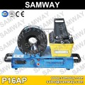 "Samway P16AP  1"" Hydraulic Hose Crimping Machine"