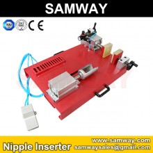 SAMWAY Nipple Inserter  Hydraulic & Industrial Hose Assembly Accessories Machine