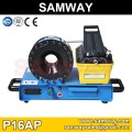 Samway P16AP 1'' 3 wire hose crimping machine portable