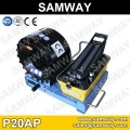 "Samway P20AP 1 1/4"" Hydraulic Hose Crimping Machine"