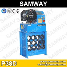 "Samway P38D 2"" 6SP Hydraulic Hose Crimping Machine"
