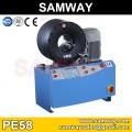 Samway PE58  hydraulic hose Crimping Machine
