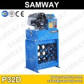 "Samway P32D 2"" 4SP Hydraulic Hose Crimping Machine"