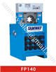 SAMWAY FP140 FP145 MANUAL HOSE CRIMPING MACHINE UP TO 4'' WITH MCIRO DAIL CONTROL.