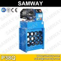"Samway P38Q 2"" 6SP Hydraulic Hose Crimping Machine"